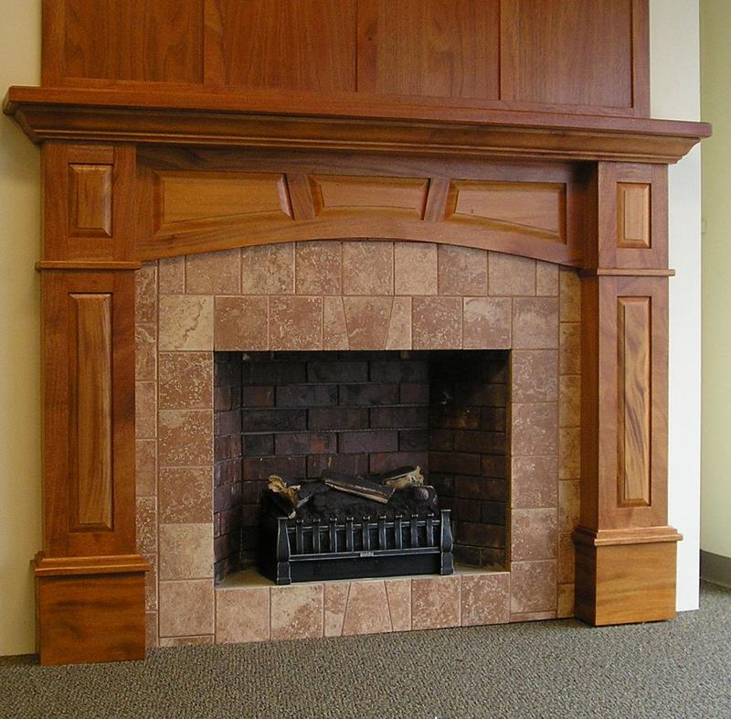 Cabinets And Fireplace Surrounds: A Corner Cabinet Shop