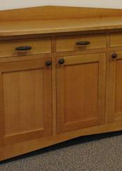 A Corner Cabinet Shop Finn Homes Inc buidling since 1973